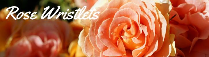 Rose Wristlets